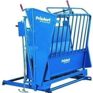Priefert Calf Table For Livestock